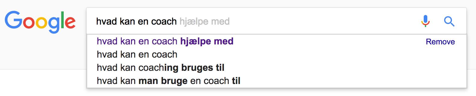 Hvad kan en coach hjælpe med?