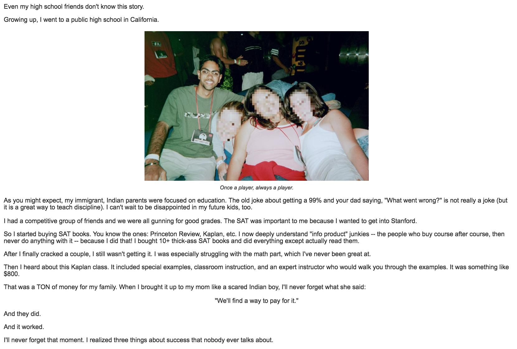 historier om online dating succes
