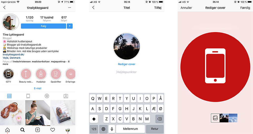 instagram-stories-ensartet-highlight